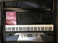 Excellent condition Yamaha keyboard with stand