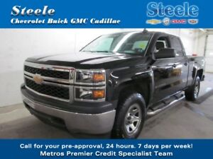 2015 Chevrolet SILVERADO 1500 Double Cab GM Certified !!!