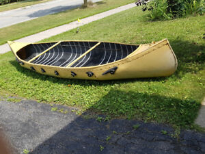 12' Aluminum Canoe for Sale