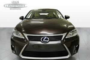 2014 Lexus CT 200h TECHNOLOGIE
