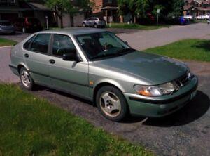 2000 Saab 9-3 for sale