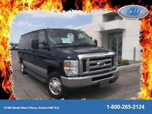 2014 Ford E-150 XLT, 8 Passenger Van, Local Trade!!