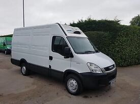 IVECO DAILY 61 12 model ford iveco daily 35S13V 2.3 hpi td 130bhp 6 speed manual refrigerator