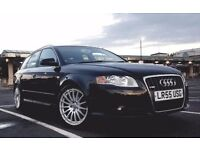 Audi A4 Sline 1.9 Tdi 150bhp Sat Nav excellent condition