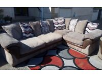 Large Corner sofa from Harvey's