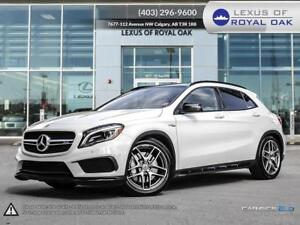 2015 Mercedes-Benz GLA-Class Premium Plus Package