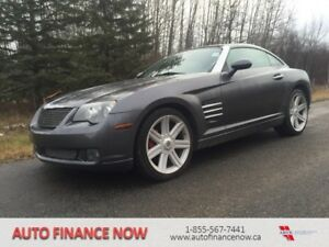2004 Chrysler Crossfire 2dr Coupe RARE FIND WE FINANCE ! REDUCED