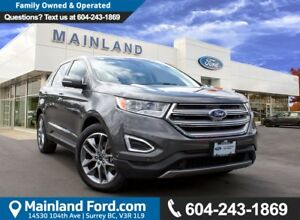 2016 Ford Edge Titanium LOCAL, NO ACCIDENTS