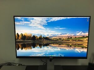 DELL U2715H - hi-IPS 2560x1440 - monitor Slightly used