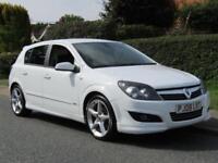 2008 Vauxhall Astra 1.9 CDTi 16V SRi 150 BHP 5DR TURBO DIESEL HATCHBACK ** EX...