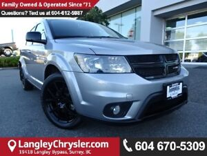 2015 Dodge Journey SXT W/ 3RD ROW SEATING & BLUETOOTH