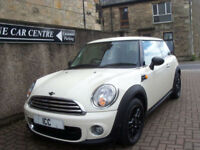 11 61 MINI ONE 1.6 16V 3DR WHITE BLUETOOTH CLIMATE LOW MILEAGE ALLOYS LOW INS