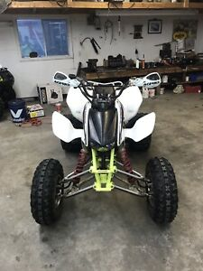 2007 Honda trx450r with papers