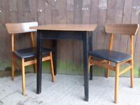 2 Chair Dining Table Set Delivery available