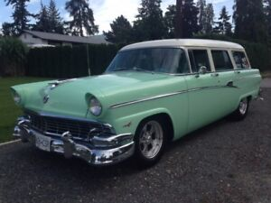 1956 Ford Country Sedan Stationwagon