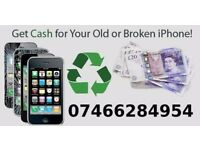 LOOKING FOR USED iPHONES, WILL PAY SAME DAY CASH FOR GOOD DEAL