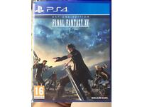 """Final Fantasy 15 """"day one edition"""""""