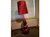 Freestanding Lamp..Coffee table + 2 side tables