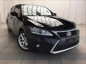 2015 Lexus CT 200h Premium Package