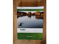 Tort Law Book £5