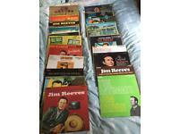 Jim Reeves LP's
