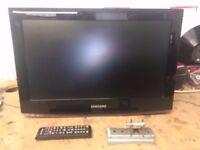 """SAMSUNG LE22B450C4W 22"""" TV"""