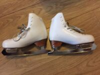 Risport RF Light Ice Skates UK Size 2