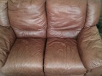 3 piece leather sofa electric recliners