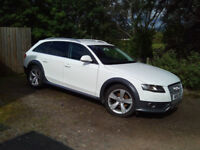 2010 (10) Audi A4 Allroad 2.0l TDI CR Quattro (170PS) Manual 5dr