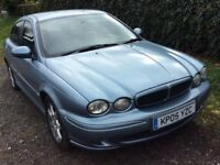 JAGUAR x type 2005 MODEL FULLY LOADED WVERY EXTRA SPEICAL EDITION 2005 huge spec