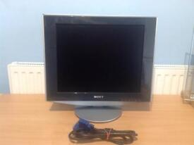 "Sony HS-Series SDM-HS73 17"" LCD Monitor"