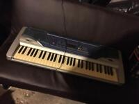 Keyboard and stand going cheap works fine