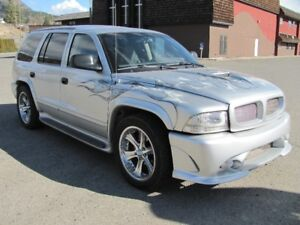 Custom Dodge Durango RT