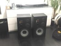 Big speakers (acoustic)