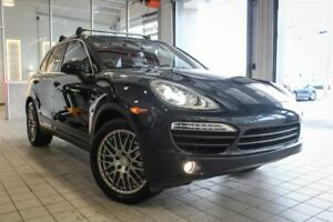2012 Porsche Cayenne S 4X4 BLUETOOTH, TV, GPS
