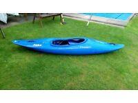 Blue RPM Max Dagger Kayak Excellent Condition