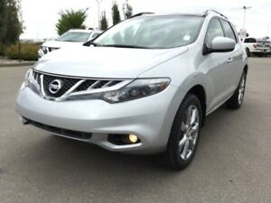 2014 Nissan Murano PLATINUM AWD Accident Free,  Navigation (GPS)