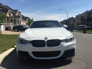 2014 BMW 3-Series 335i xDrive + Extended Warranty 5y covers 99%