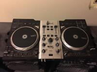 HERCULES Air+ s DJ Control