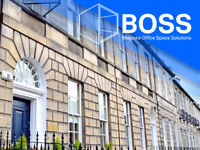 Office Space To Rent Edinburgh City Centre | (EH1) Albany Street Serviced Office to Let
