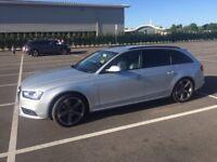 Audi A4 2014 S line replica
