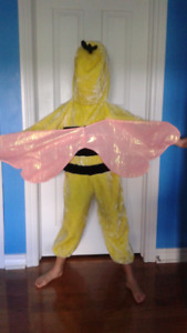 Good Contition Bumblebee Costume For Kids