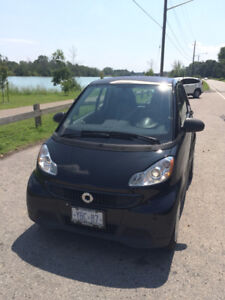 2013 Smart Fortwo Pure 2dr Cpe Coupe (2 door)