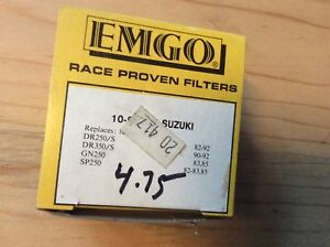 Emgo Suzuki DR GN SP 250 350 Oil Filter