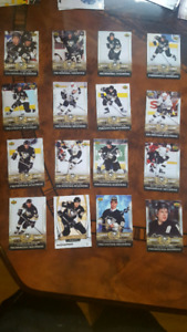 Hockey cards - Sidney Crosby collection