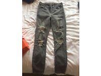 Women's top shop Jamie jeans