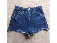 Topshop Mom Shorts Size 6