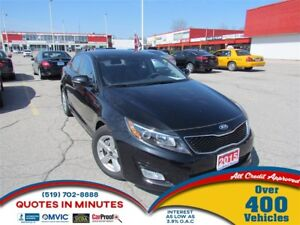 2015 Kia Optima LX | CLEAN | MUST SEE