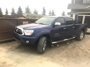 2014 Toyota Tacoma Limited *Private sale no GST*