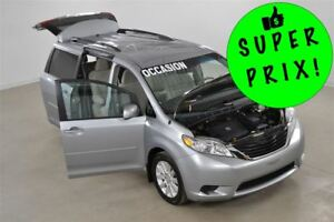 2011 Toyota Sienna AWD LE V6 7 Passagers+Demarreur a Distance